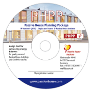 Passive House Planning Package Phpp Passive House