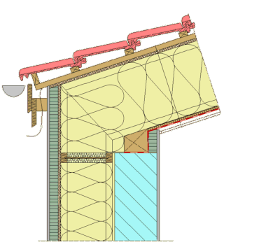 Passivhaus aufbau  Passivhaus Wärmedämmung