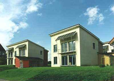 Examples of passive houses - Passive houses in germany energy and financial efficiency ...