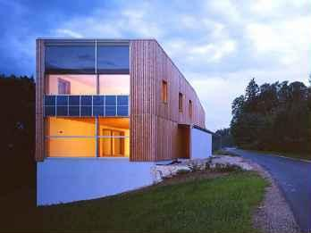 Examples of Passive Houses