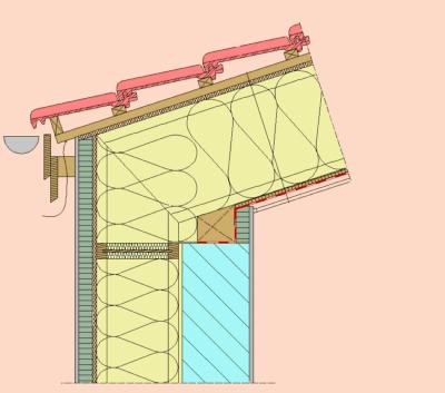 Passivhaus wandaufbau ziegel  Passivhaus